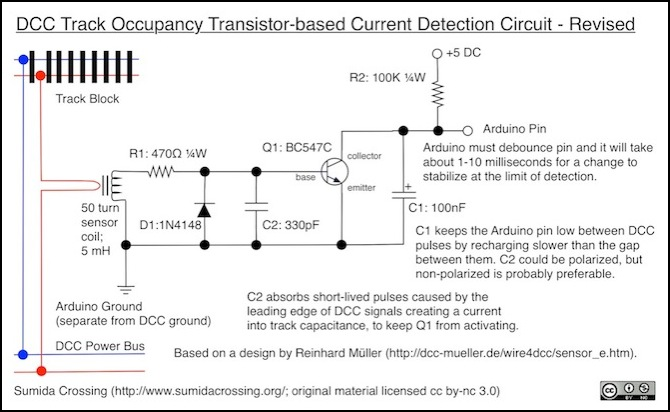 Inductive Detection Circuit