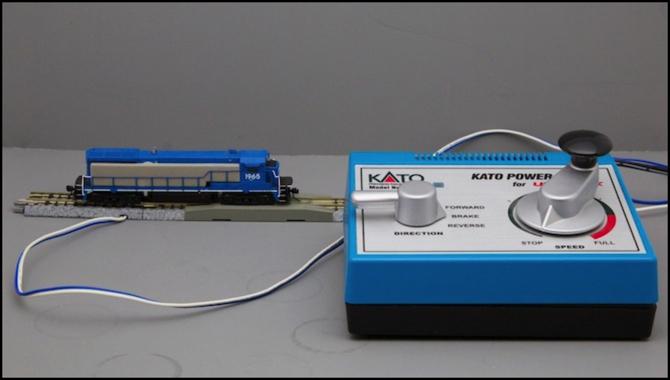 Train Power DC Motor Basics – Kato Engine Diagram