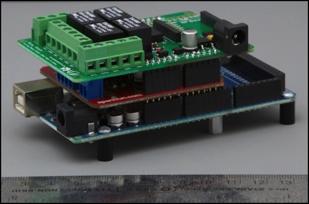 Arduino Cpus And Motor Shields Electrical Electronics