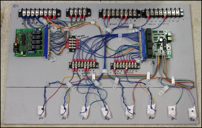 bdl168 testing protection panel wiring ii 3488