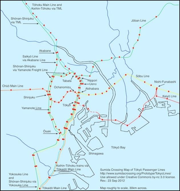 Tōkyō Passenger Lines
